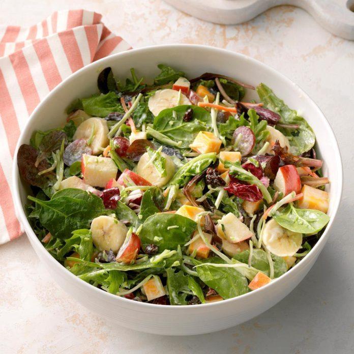 ABC Salad Toss
