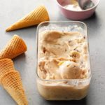 Almond Butter Swirl Ice Cream