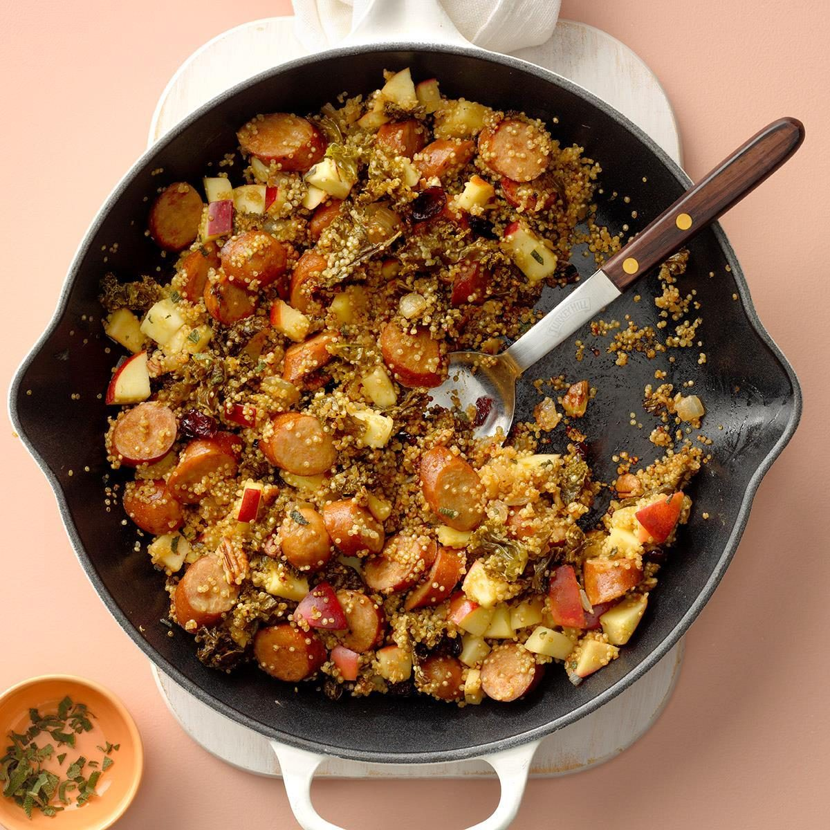 37 Sausage Recipes to Make in a Skillet