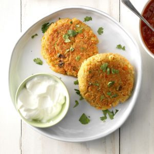 Cumin Quinoa Patties