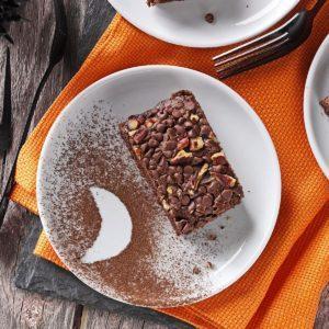 Devil's Food Snack Cake
