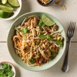 The Easy Pad Thai Recipe That's So Much Better Than Takeout