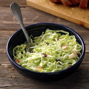Farmhouse Apple Coleslaw