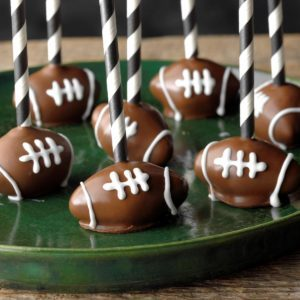 8 Football-Shaped Foods for Your Game Day Party