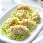 Pressure-Cooker Healthy Steamed Dumplings