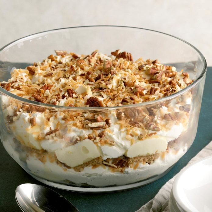 First Place: Easy Key Lime Pie Trifle