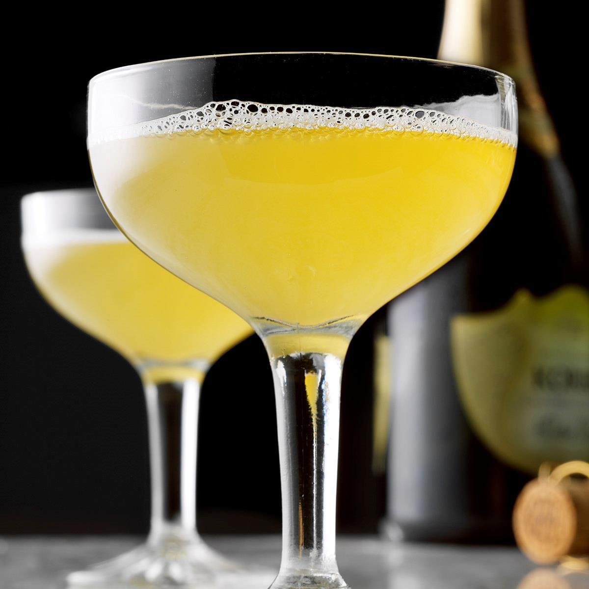 Mango Bellini Recipe