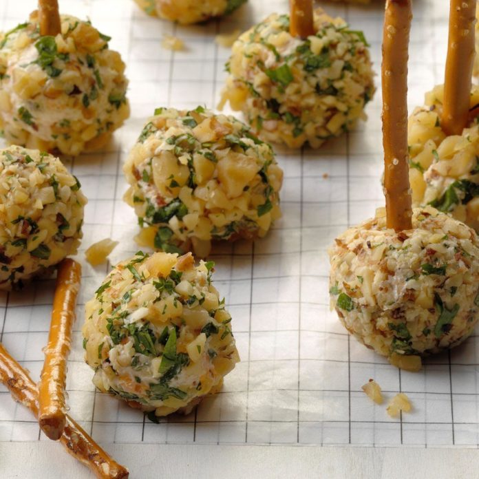 Dilly Mini Cheese Balls