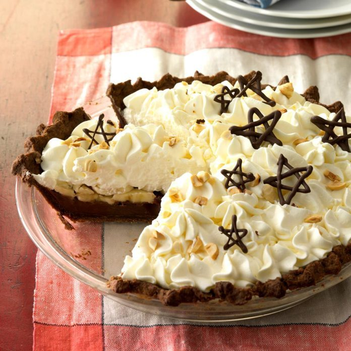 21 Pies That Start with Pudding Mix