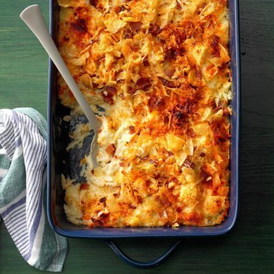 100 Potato Recipes for Those Who Love Spuds