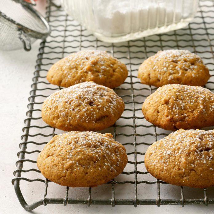 Pumpkin Sage Beurre Noisette Cookies