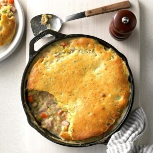 42 One-Dish Meals to Make Your Cast-Iron Skillet