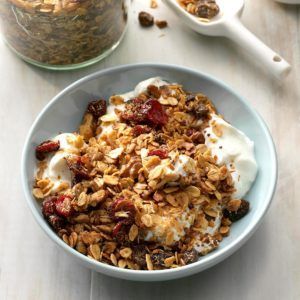 Slow-Cooker Honey Nut Granola