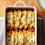 Smoky Sweet Potato and Black Bean Enchiladas