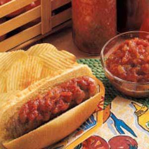 Chunky Ketchup