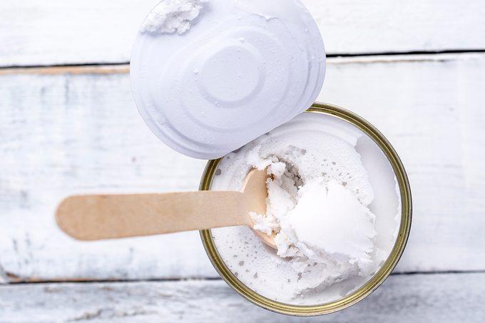 Coconut Cream In A Can