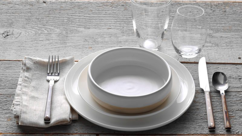 table settings Photo Taste of Home & How to Set a Table | Taste of Home
