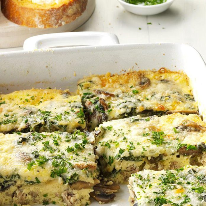 11 Healthy Breakfast Casseroles Under 300 Calories