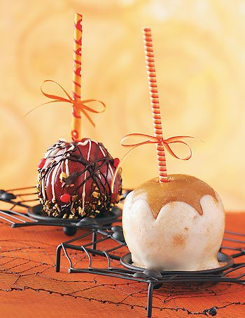 how to make caramel for caramel apples