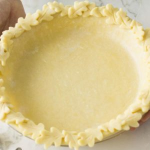 How to Make Decorative Pie Crusts