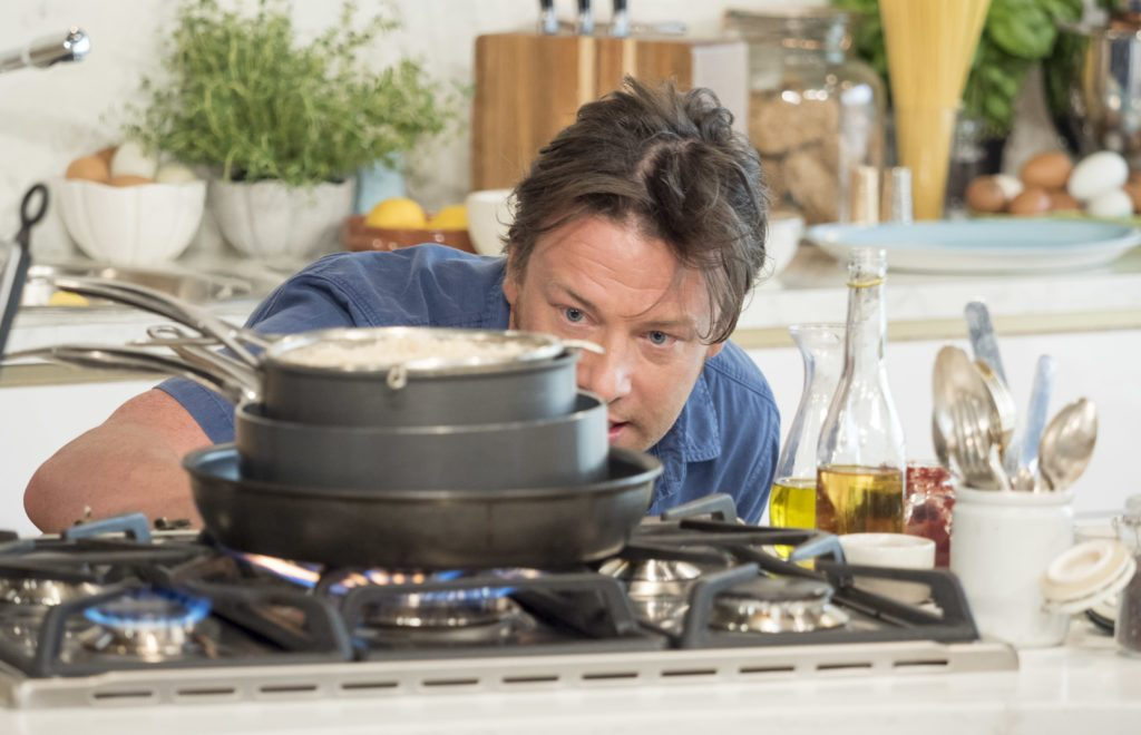 This is How Jamie Oliver Cooks at Home | Taste of Home