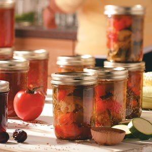 Water Bath Canning