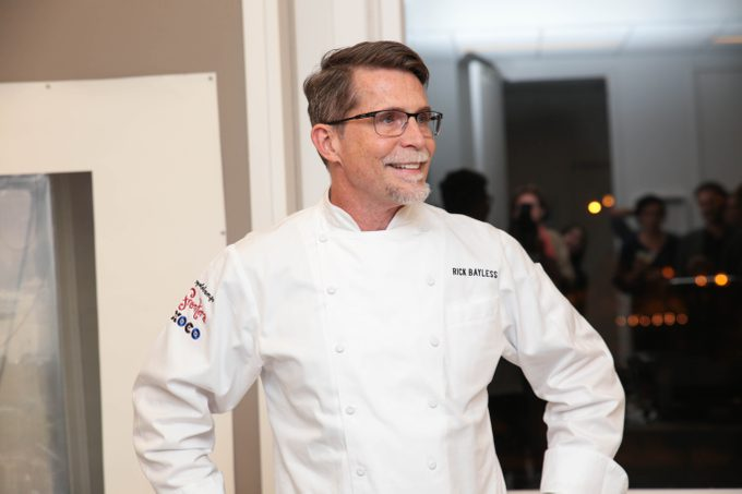 Chicago Architecture Biennial: Welcome Reception Hosted by Paula Crown, Chicago - 30 Sep 2015 Rick Bayless