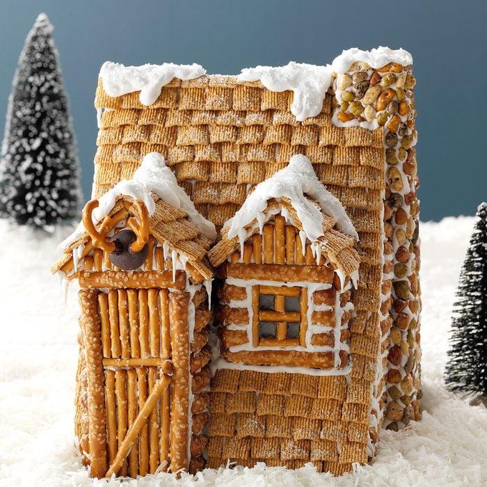 Gingerbread Cabin