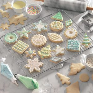 9 Easy Christmas Cookie Decorating Ideas