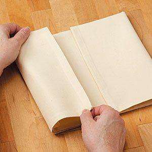 How to Fold a GI Cap Napkin