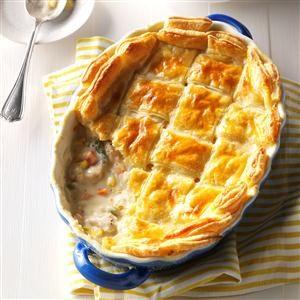 How To Make Chicken Pot Pie Taste Of Home