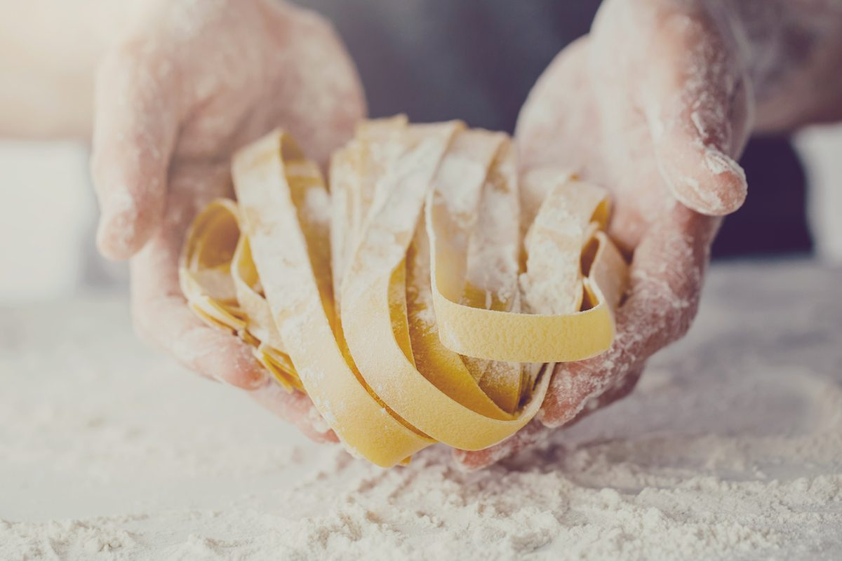 How to Make Homemade Pasta That Would Impress Your Grandmother