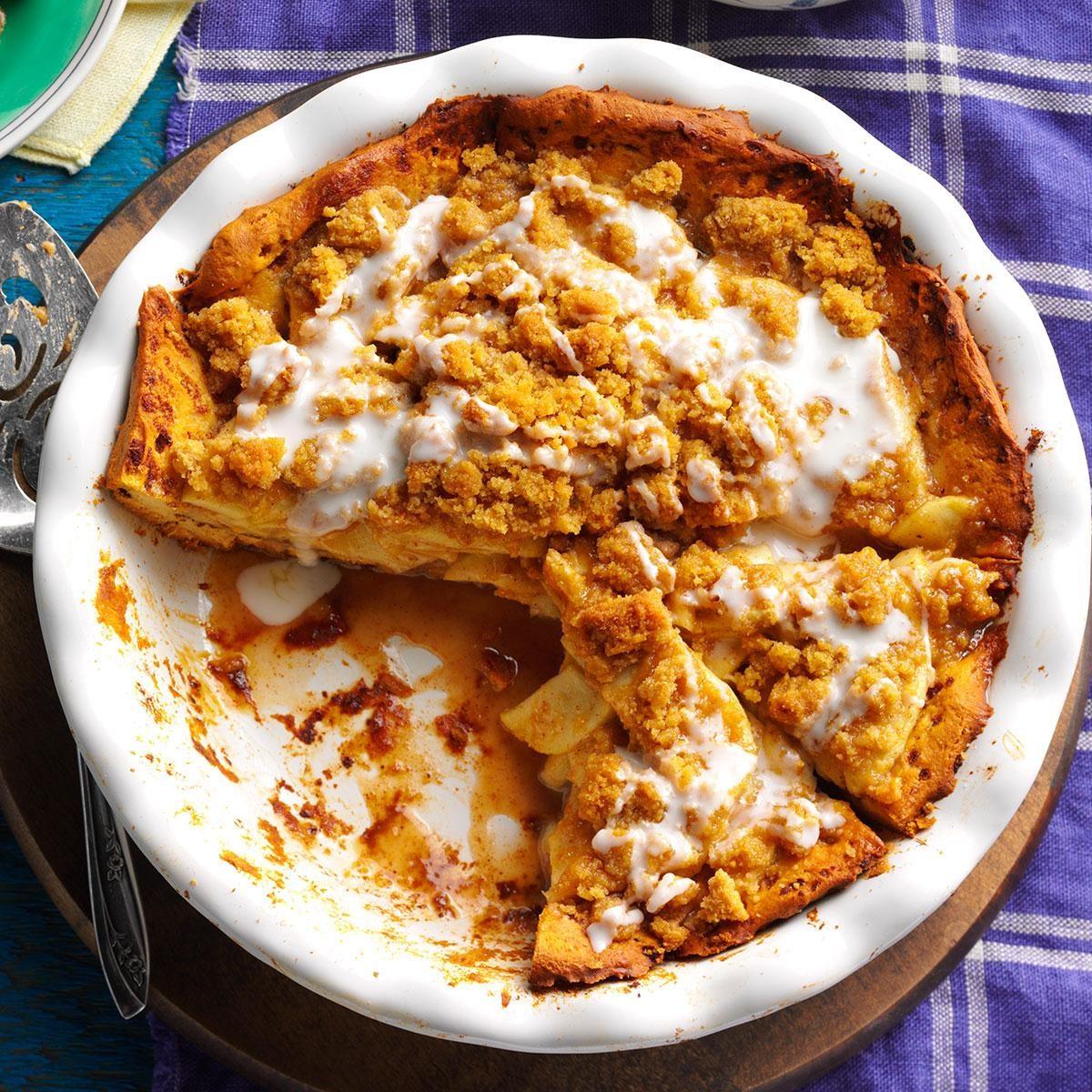 This Cinnamon Swirl Apple Pie Recipe Will Make Your Baking Dreams Come True