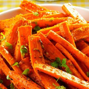 How to Peel Carrots (and Not Your Fingers)