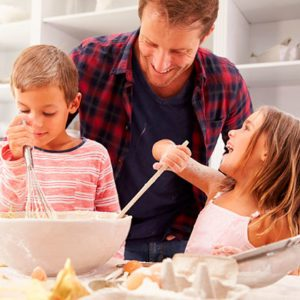Cooking with Kids: A Guide to Kitchen Tasks for Every Age