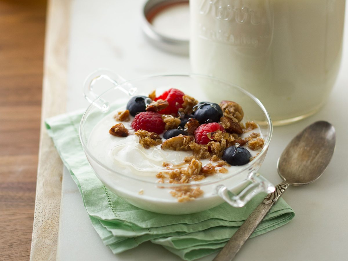 How To Make Yogurt At Home And Save A Ton Of Money Taste Of Home