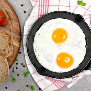 How to (Gently!) Clean a Cast-Iron Skillet