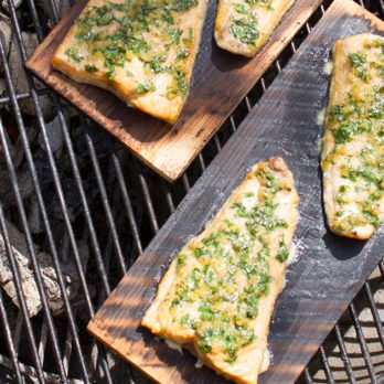 A Beginner's Guide to Plank Grilling