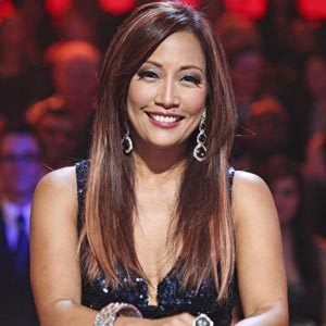 Across the Table from Carrie Ann Inaba