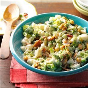 Watch Us Make: Veggie Chopped Salad