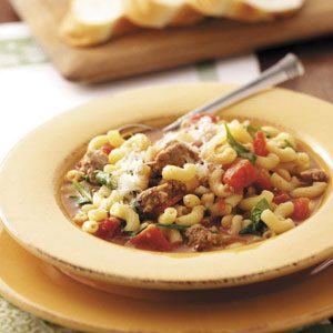 Great Soups Using a Homemade Stock