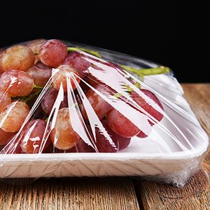 We Just Found Out Why Saran Wrap is Less Sticky—And We're Not Mad at All