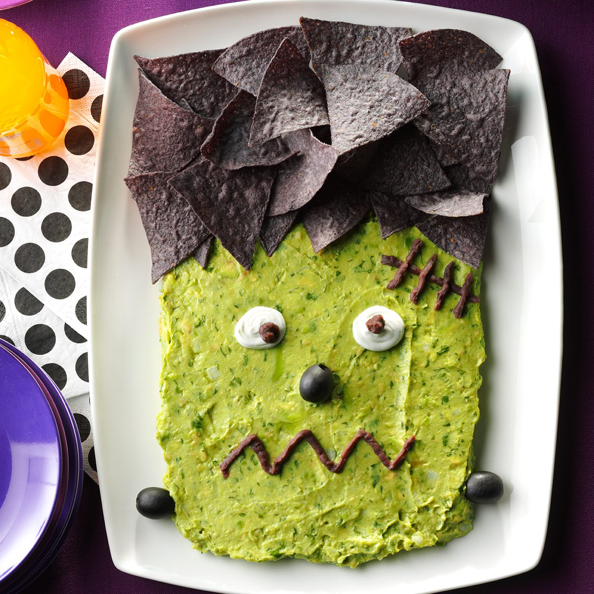 15 Easy Diy Halloween Ideas For Snacks And Decorations Taste Of Home