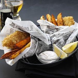 Fish Fry Recipes