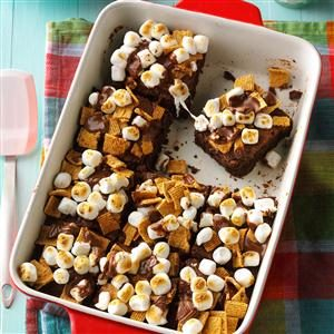 19 New Ways to Make S'mores