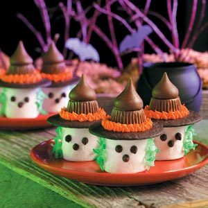 top 10 halloween recipes taste of home
