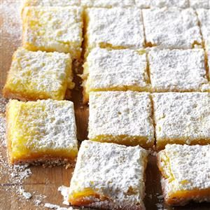 Top 10 Dessert Bars
