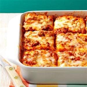 50 Great Ways to Make Lasagna