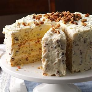 28 Best Fall Cakes Taste Of Home