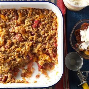 32 Sweet and Tart Rhubarb Dessert Recipes